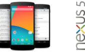 Google Nexus 5 India Prices Revealed
